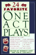 24 Favorite One Act Plays Cover