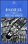 Ii Samuel A New Translation With Introduction &