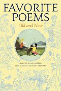 Favorite Poems, Old and New Cover