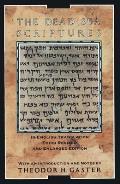 Dead Sea Scriptures In English Translati