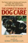 The complete book of dog care