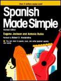 Spanish Made Simple Revised Edition Cover