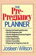 The Pre Pregnancy Planner