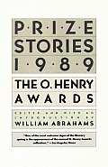 Prize Stories 1989, the O Henry Awards: The O. Henry Awards