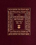Anchor Bible Dictionary #6: Anchor Bible Dictionary: Volume 6: Si-Z