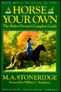 Horse Of Your Own The Rider Owners Co