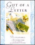 Gift Of A Letter