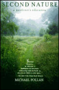 Second Nature : a Gardener's Education (91 Edition) Cover