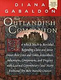 The Outlandish Companion: In Which Much is Revealed Regarding Claire and Jamie Fraser, Their Lives and Times, Antecedents, Adventures, Companion Cover