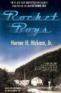 Rocket Boys: A Memoir Cover