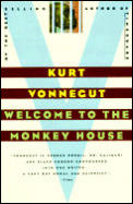 Welcome to the Monkey House Cover