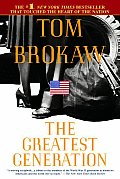 Greatest Generation (98 Edition) Cover