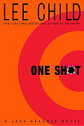 One Shot: A Jack Reacher Novel (Jack Reacher Novels) Cover