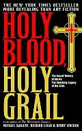 Holy Blood, Holy Grail (04 Edition) Cover