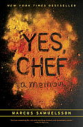 Yes Chef A Memoir - Signed Edition
