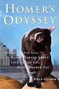 Homers Odyssey A Fearless Feline Tale Or How I Learned About Love & Life With a Blind Wonder Cat