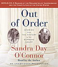 Out of Order: Stories from the History of the Supreme Court Cover