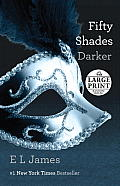 Fifty Shades Darker: Book Two of the Fifty Shades Trilogy Cover