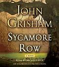 Sycamore Row CD Unabridged