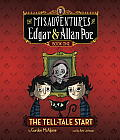 Misadventures of Edgar & Allan Poe #01: The Tell-Tale Start