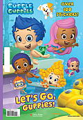 Let's Go, Guppies! (Bubble Guppies) (Giant Coloring Book)