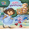 Dora in Wonderland Dora the Explorer