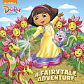 A Fairytale Adventure (Dora the Explorer) (Pictureback)