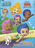 Sticker Swim-sation!