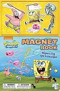 Spongebob Squarepants Magnet Book (Spongebob Squarepants) (Magnetic Play Book)