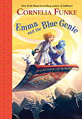 Emma and the Blue Genie (Junior Library Guild Selection) Cover