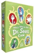 Who's Who in the Dr. Seuss Crew