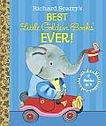 Richard Scarry's Best Little Golden Books Ever! (Richard Scarry) (Little Golden Book Treasury)
