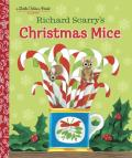 Richard Scarry's Christmas Mice (Richard Scarry) (Little Golden Book)