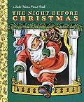 The Night Before Christmas (Little Golden Books)