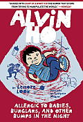 Allergic to Babies, Burglars, and Other Bumps in the Night (Alvin Ho)