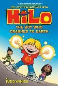 Hilo Book 1: The Boy Who Crashed to Earth (Hilo)