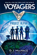 Voyagers: Project Alpha (Book1) (Voyager)