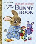 Richard Scarry's the Bunny Book (Big Golden Book)