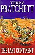 Last Continent Discworld 22