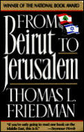 From Beirut to Jerusalem: Updated with a New Chapter Cover