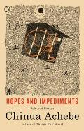 Hopes and Impediments : Selected Essays (90 Edition) Cover