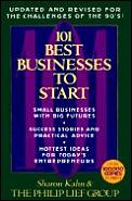 101 Best Businesses To Start