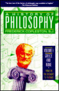 History Of Philosophy Volume 1 Greece & Rome