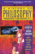 History Of Philosophy Volume 7 Modern
