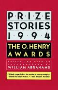 Prize Stories 1994: The O. Henry Awards (Prize Stories: The O. Henry Awards) Cover
