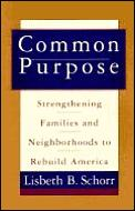 Common Purpose Strengthening Families
