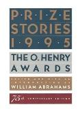 Prize Stories 1995: The O. Henry Awards (Prize Stories: The O. Henry Awards) Cover