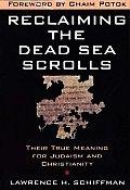 Reclaiming Dead Sea Scrolls