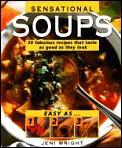Easy As 123 Sensational Soups