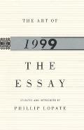 The 1999 Essay